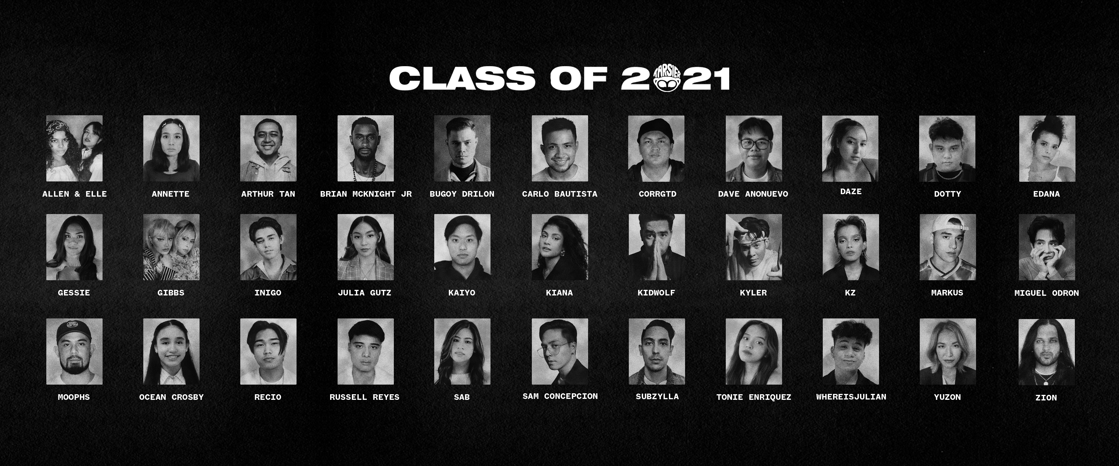 Tarsier Records Launches New Acts to Watch Out for with Class of 2021