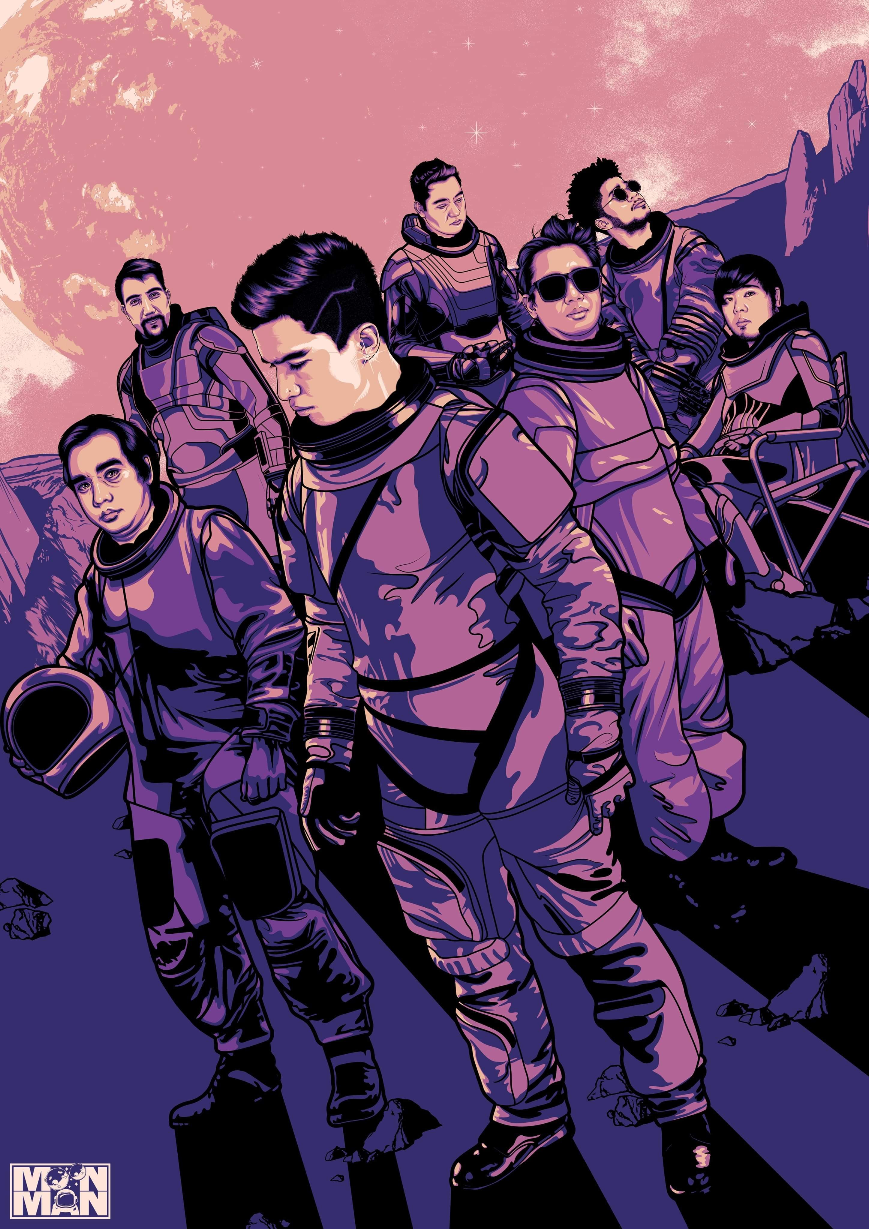 Project Moonman Drops Debut Album Gemini Because Why Not?