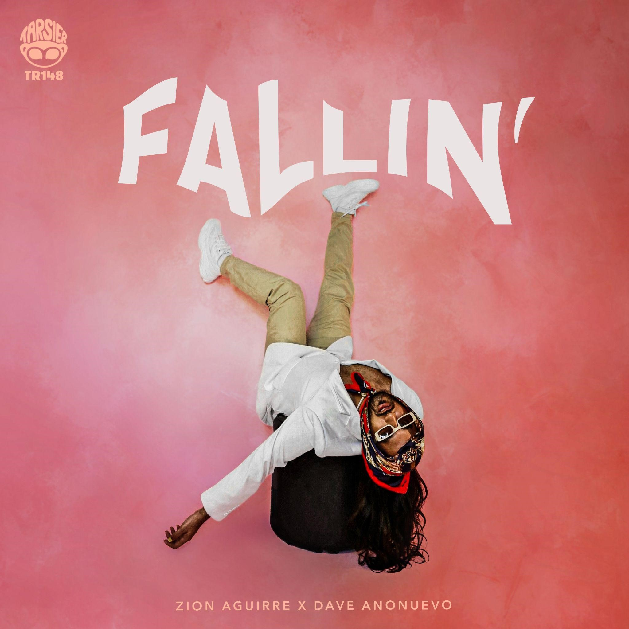 """Zion and Dave Collaborate on Dreamy Dance-Pop Song """"Fallin'"""""""