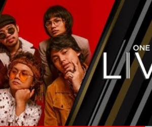 THROWBACK WATCH: IV of Spades One Music Live