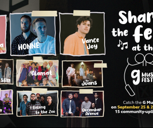 Honne, SB19, Many More to Perform at G Music Fest 2021