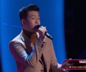 Vaughn Mugol Picks Team Ariana Grande, The Voice Season 21