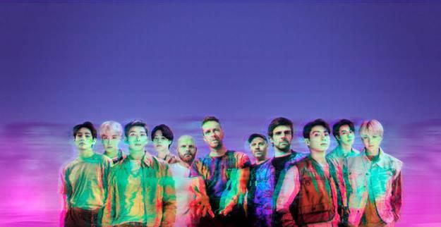 Coldplay & BTS