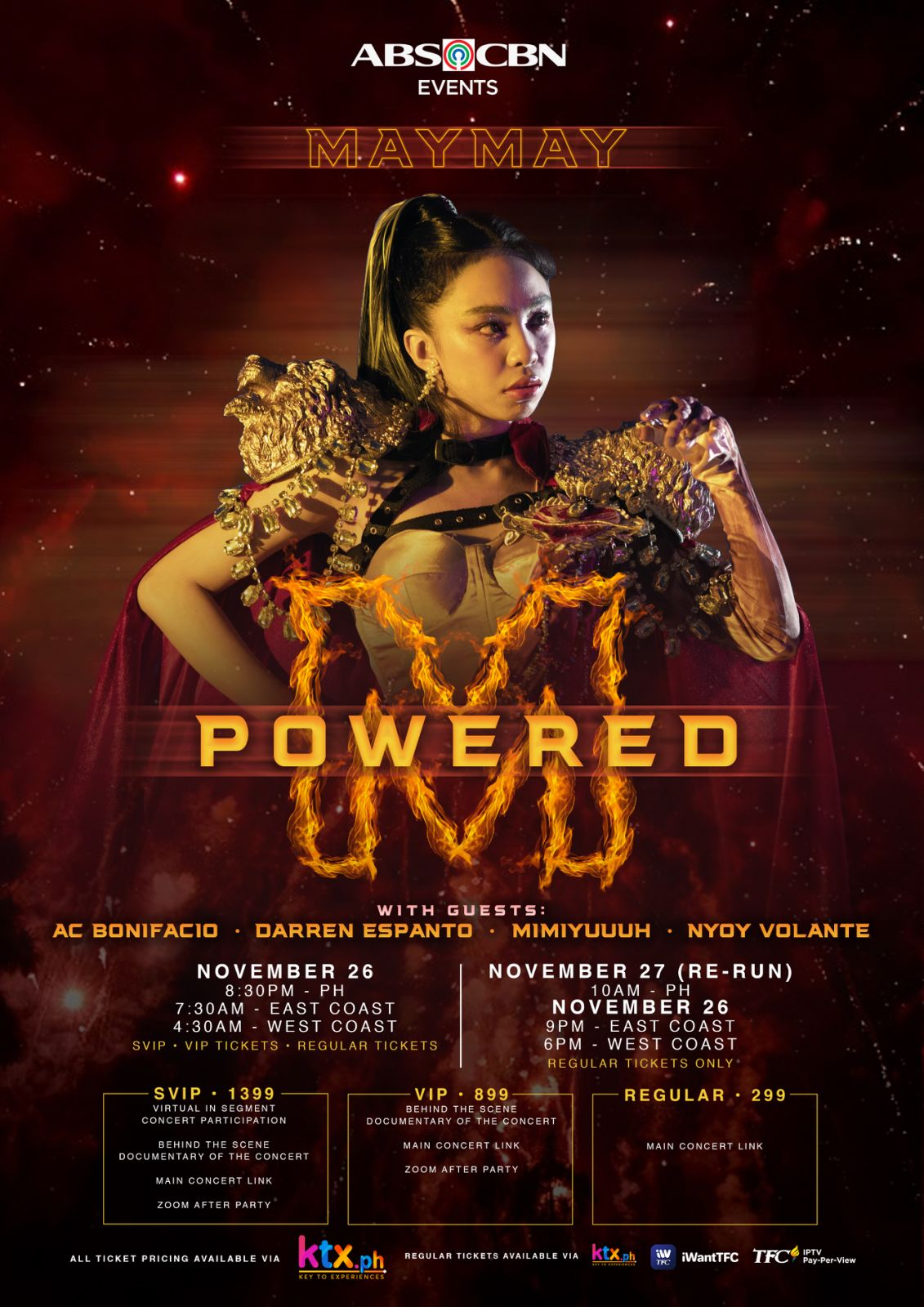 Maymay Is #MPowered!