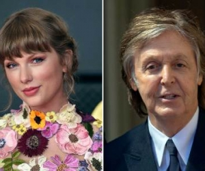 Taylor Swift, Paul McCartney to Present at Rock Hall of Fame