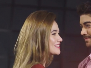 Bea Alonzo and Ian Veneracion