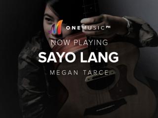 Sayo Lang