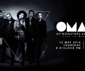 Of Monster and Men, Live in Manila