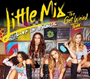 Little Mix Live in Manila!
