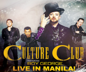 Culture Club feat. Boy George Live in Manila
