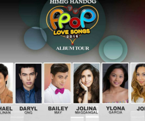 Himig Handog P-Pop Love Songs 2016 Album Tour
