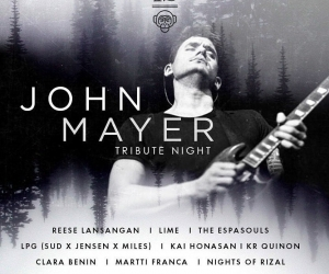 John Mayer Tribute Night