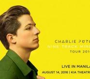 Charlie Puth Live in Manila