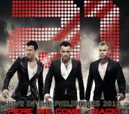 A1 Live in Manila: Here We Come - Back
