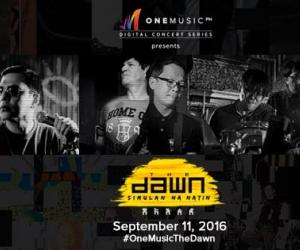 One Music Digital Concert Series: The Dawn Simulan Na Natin