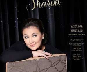 Solaire Resort & Casino Presents: Sharon Cuneta