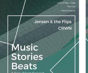 Music, Stories, Beats: A Sony Silent Concert