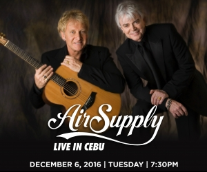 Air Supply Live in Cebu
