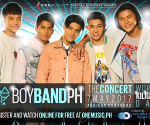 BoybandPH The Concert: World Kiligity Day