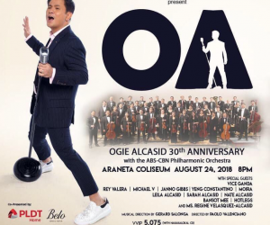OA: Ogie Alcasid 30th Anniversary with the ABS-CBN Philharmonic Orchestra