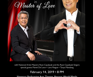Ogie Alcasid Master of Love