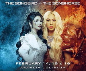 The Songbird and the Song Horse