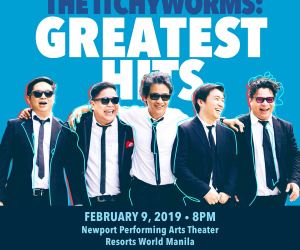 Ely Buendia & The Itchyworms: Greatest Hits