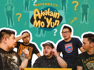 Akalain Mo Yun: Mayonnaise Live at the Music Museum
