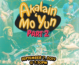 Akalain Mo 'Yun: Mayonnaise LIVE at Music Museum Part 2