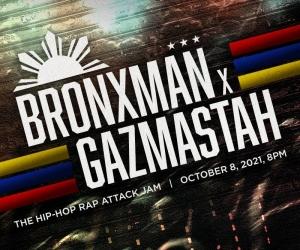 BRONXMAN X GAZMASTAH