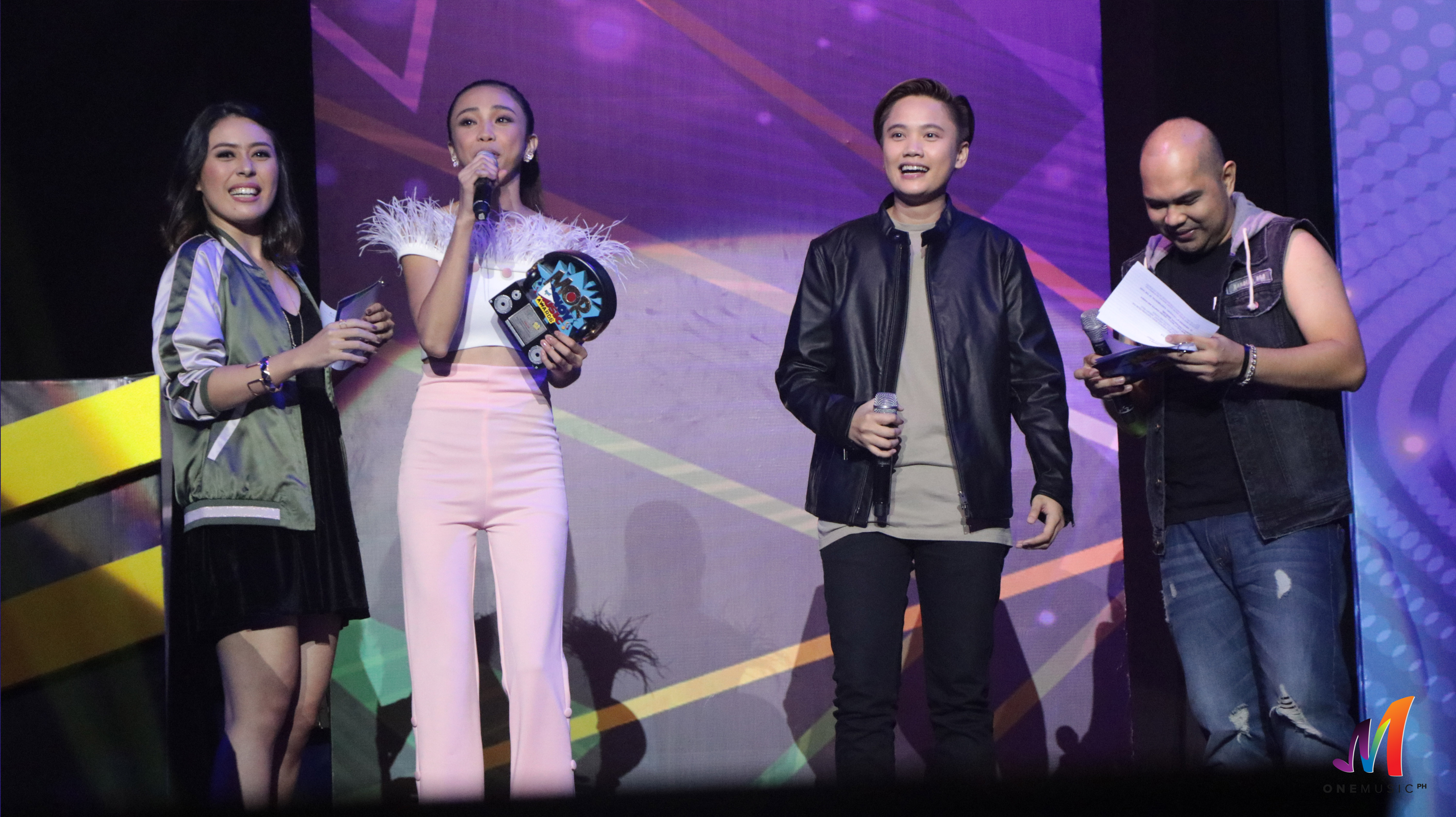 LOOK: The List of Winners From MOR Pinoy Music Awards: Isang Bansa