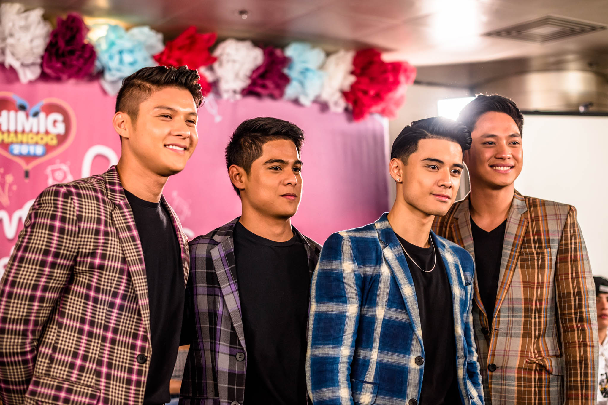 Himig Handog 2018: interpreters Boyband PH