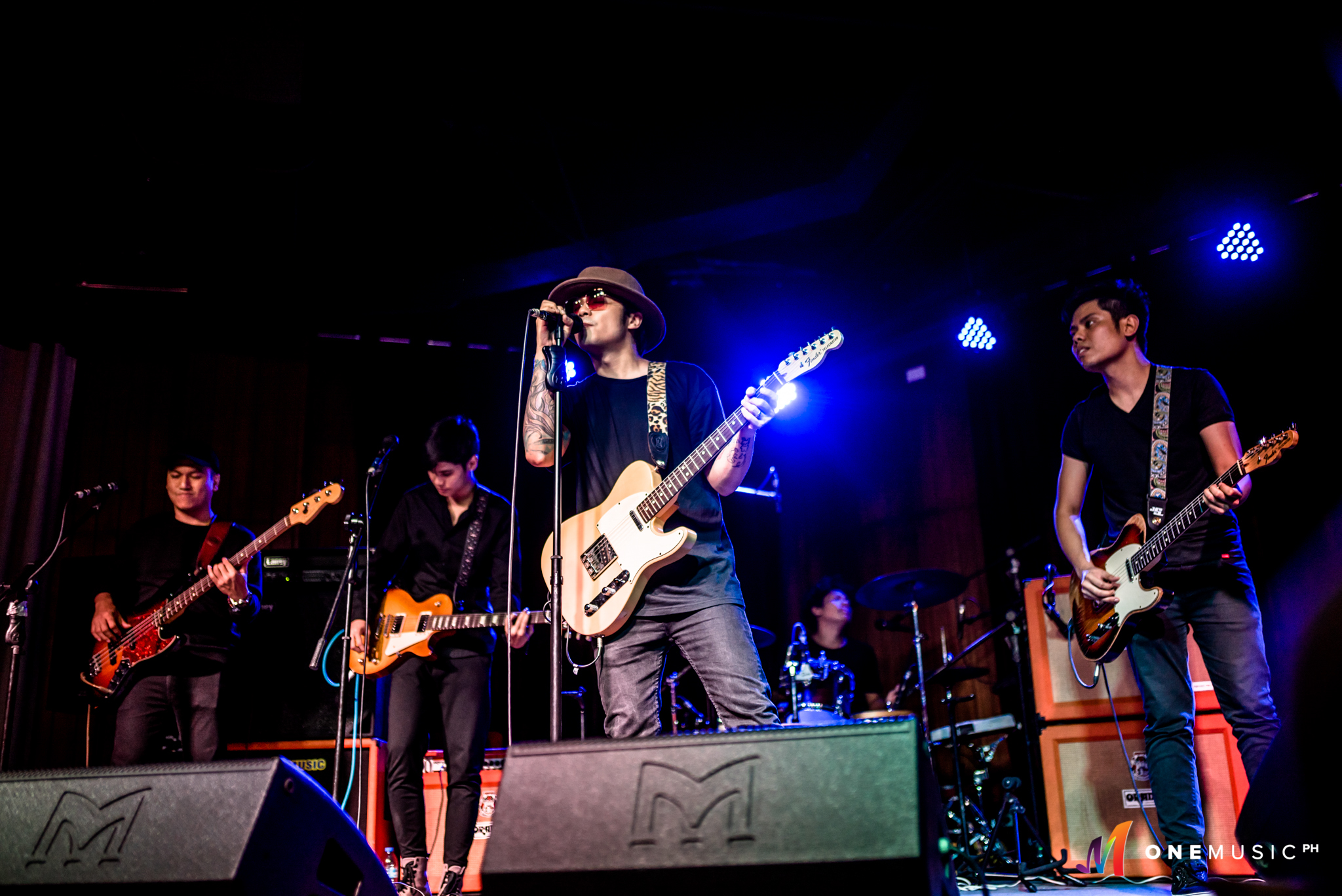 Callalily at +Cause Benefit Gig