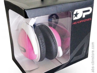 DANIEL PADILLA HEADPHONE PINK
