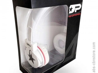 Daniel Padilla Headphones White (small)
