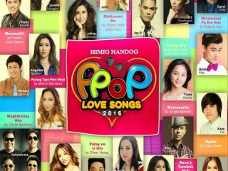 Himig Handog P-Pop Love Songs 2016