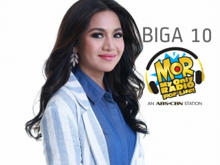 MOR 101.9 BIGA 10: September 03 to 09, 2016
