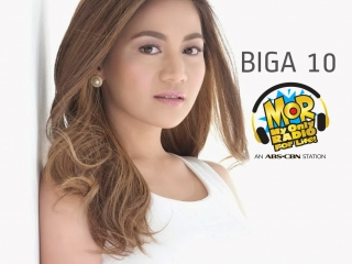 MOR 101.9 BIGA10: September 10 to 16, 2016