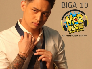 MOR 101.9 BIGA10: September 17 to 23, 2016